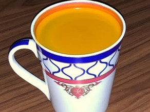 The Golden Drink-helping in immunity