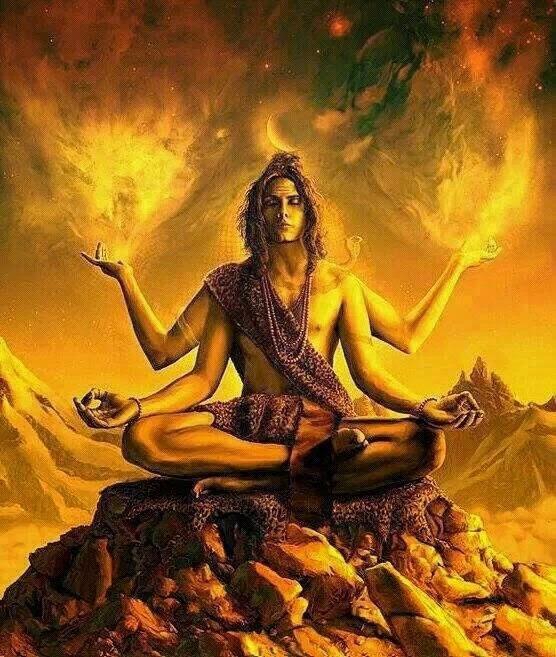 Shiva Dhyana Kriya