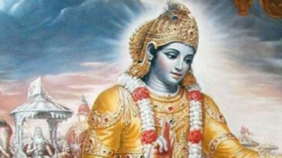 Shri Krishna and consciousness