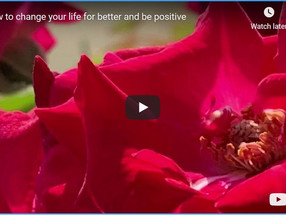 How to accept change for positive