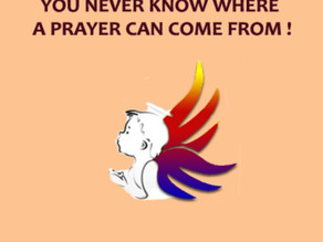 First ever app to receive and send prayers