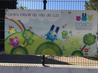 The grass is greener at Centro Infantil da Vila da Luz!