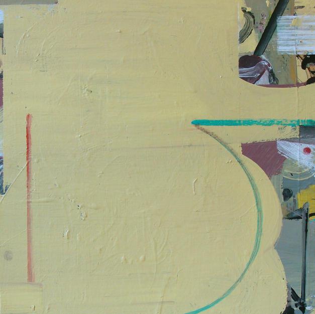 Yellow Ganesh acrylic 16x20