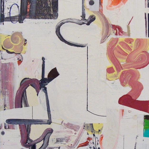 Bobo  acrylic on canvas 16x20