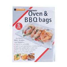 Oven & BBQ Bags ( Standard size )