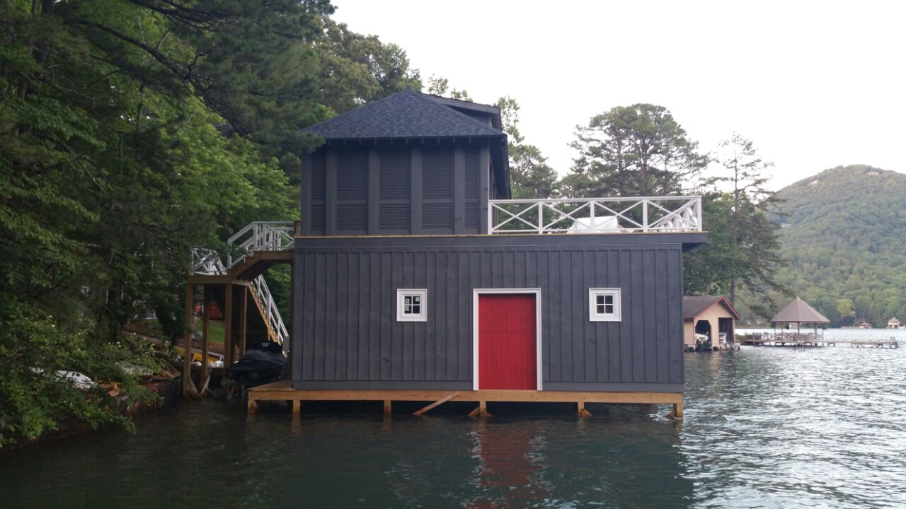 Lake House Final Product