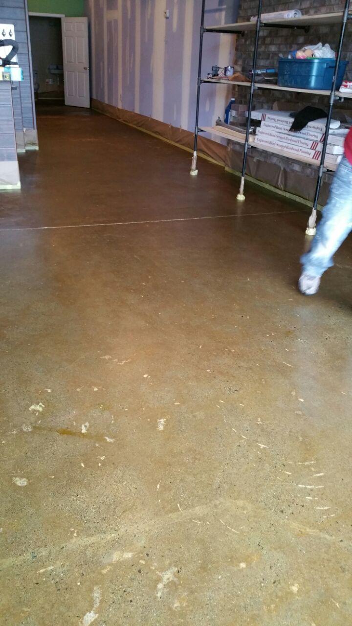 Floor Stein Job