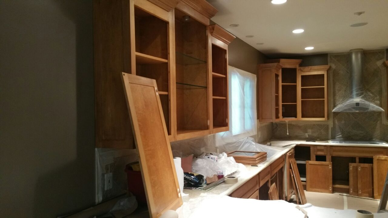 Residential Cabinetry Prep