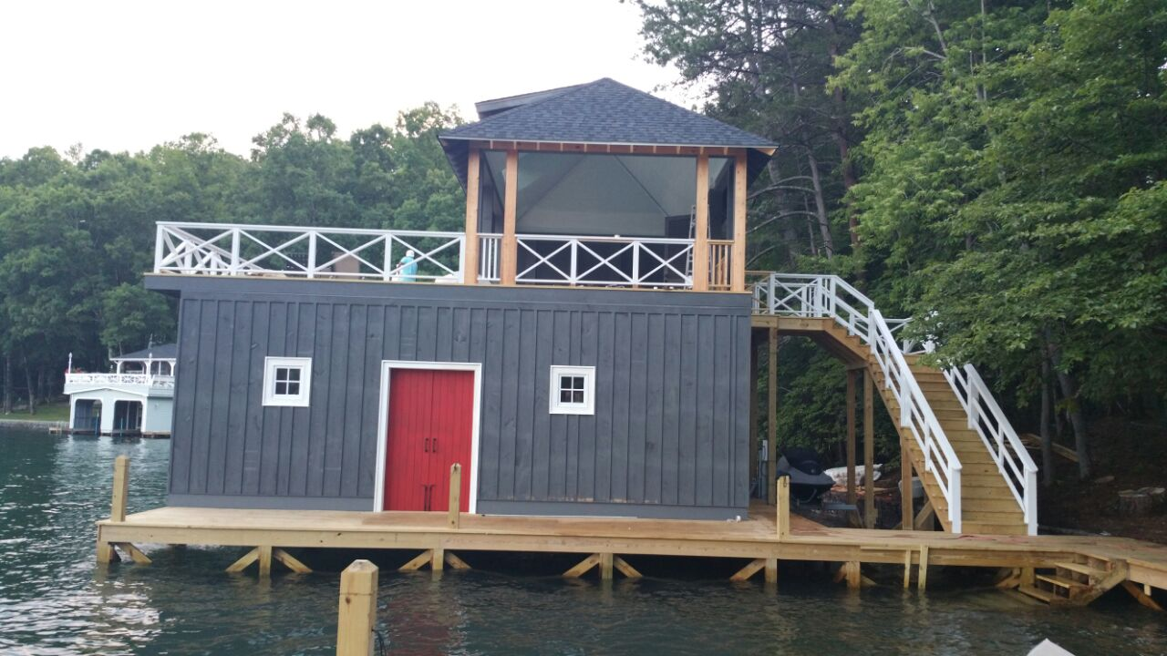 Lake House Final Product