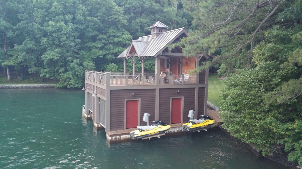 Lake House: BEFORE