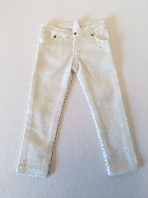LD White Jeans