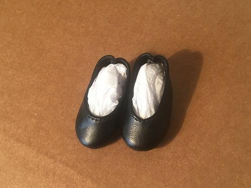 LD Black Slip on Shoe