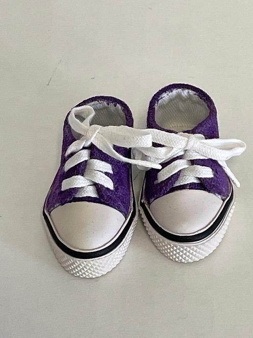 LD Purple Tennis Shoes