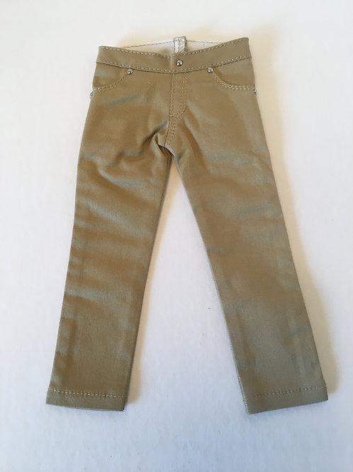 LD Tan Jeans