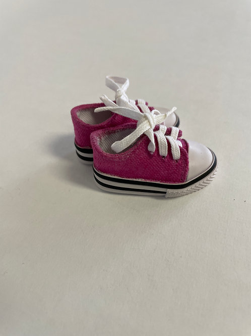 LD Fuchsia Tennis Shoe