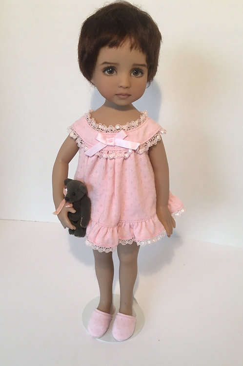 Little Darling Bedtime Outfit (Doll Not Included)