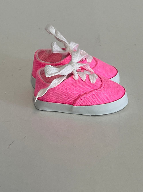 LD Pink Tennis Shoes
