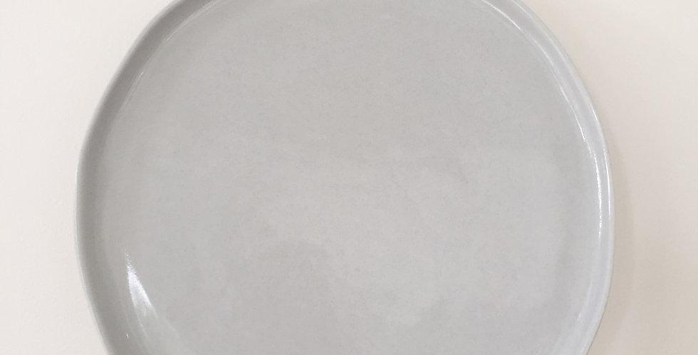 large (dinner) plate- stonewash