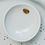 Thumbnail: small dish- stonewash + gold spot