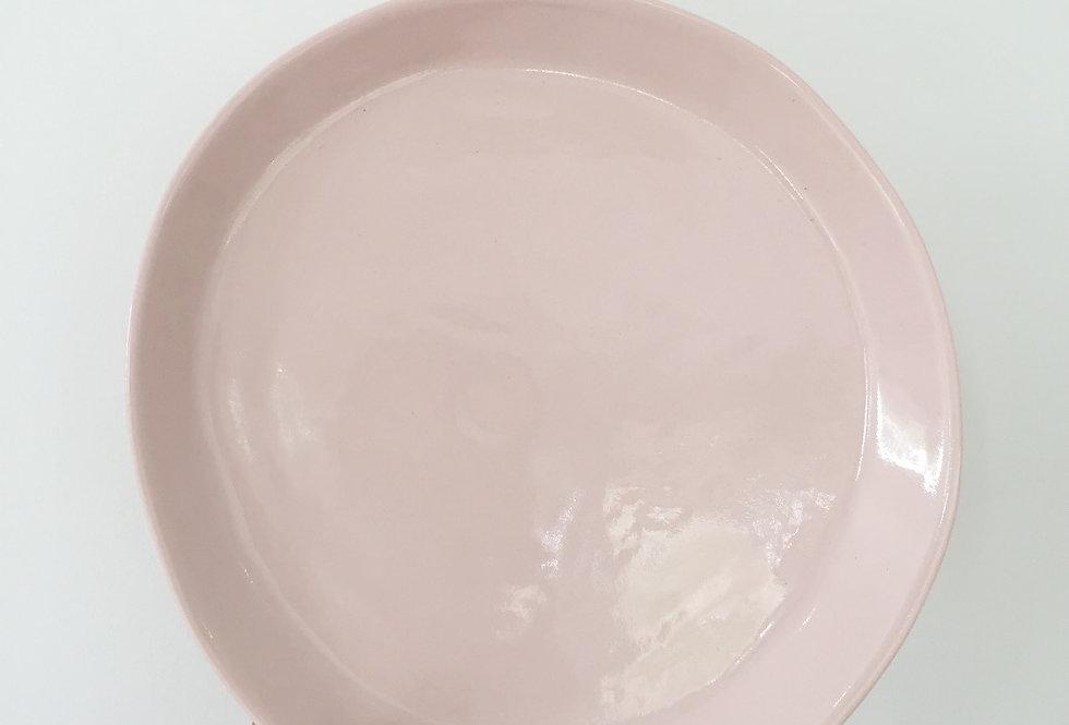medium (salad) plate- blush