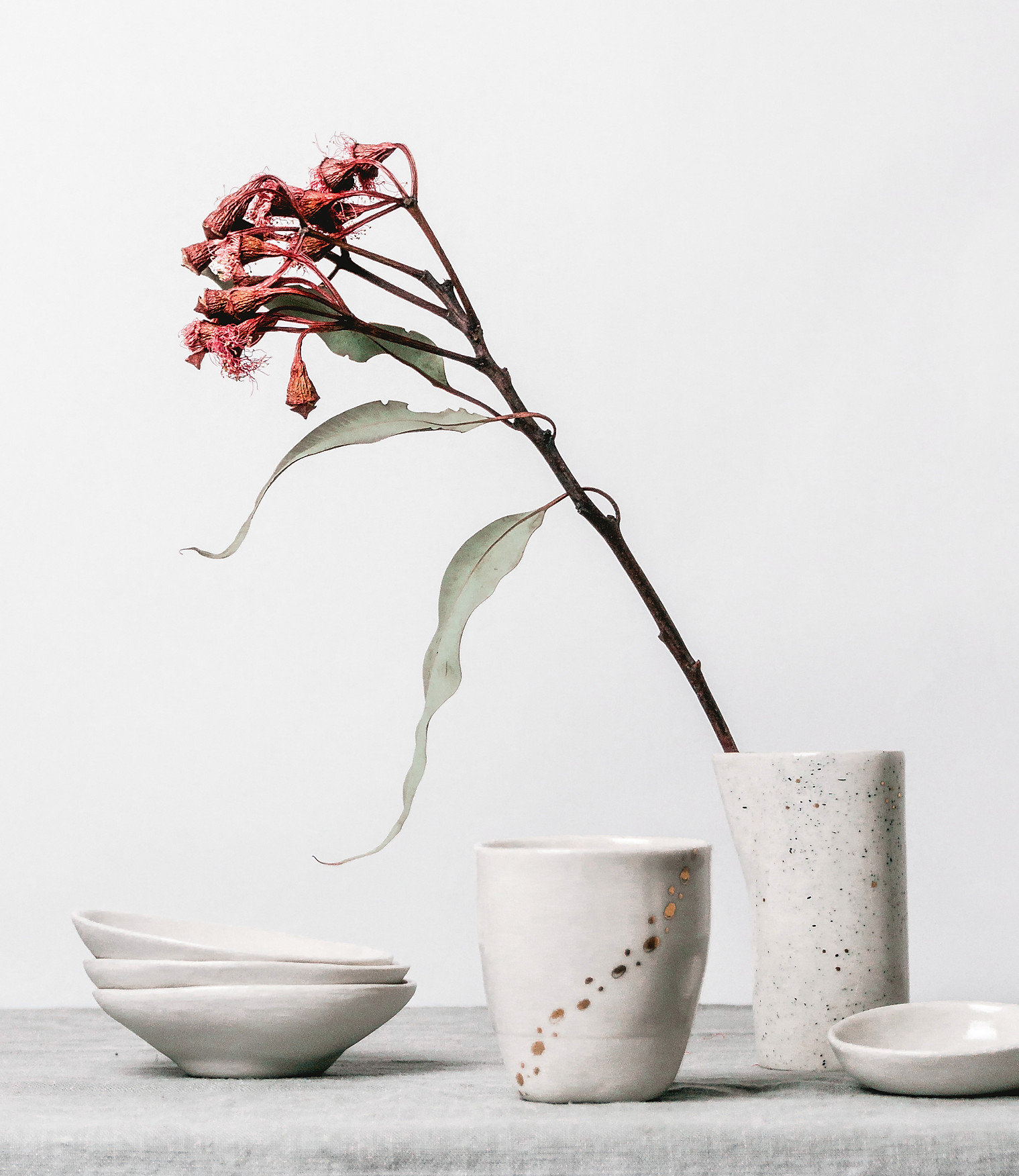 handmade ceramic homewares made on the Northern Beaches of Sydney