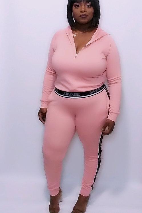 Pink Savage active set