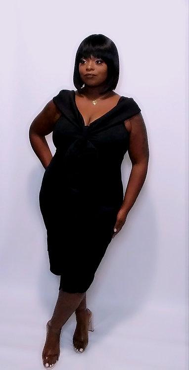 Black Radiance Dress