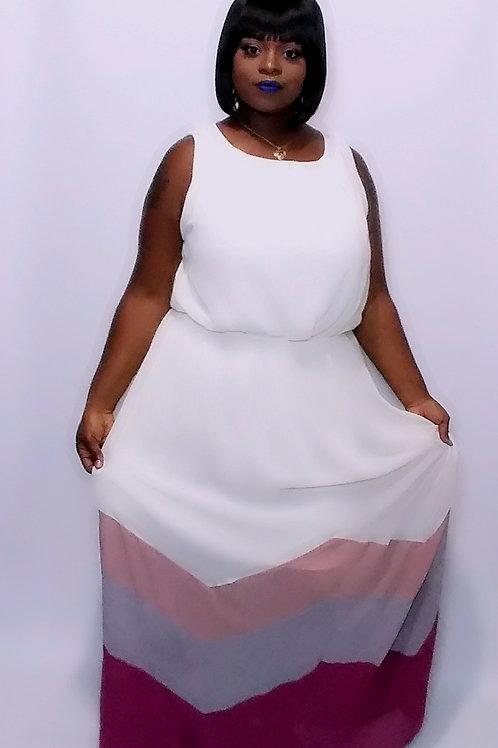 Sun-Kissed Maxi Dress