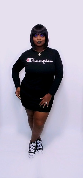 Champion pull over dress