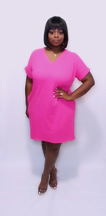 Tia everyday tee dress