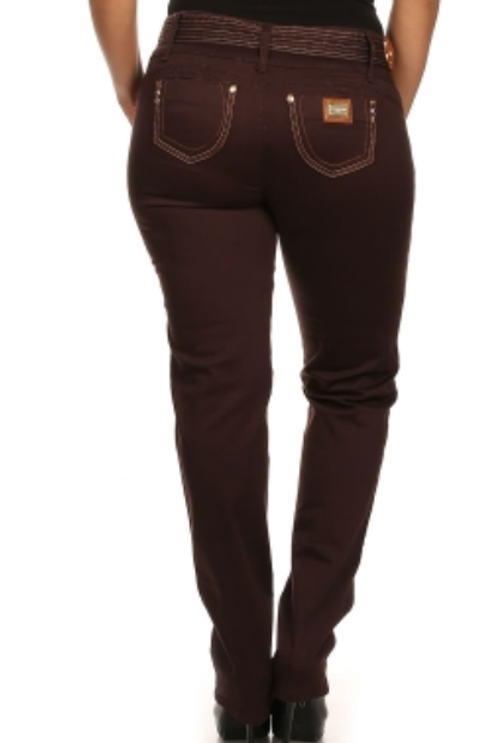 Cocoa Skinny Jeans