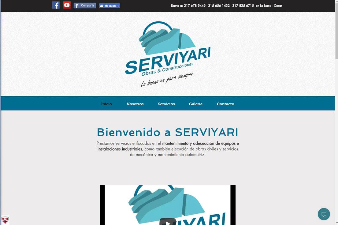 SERVIYARI - COLOMBIA