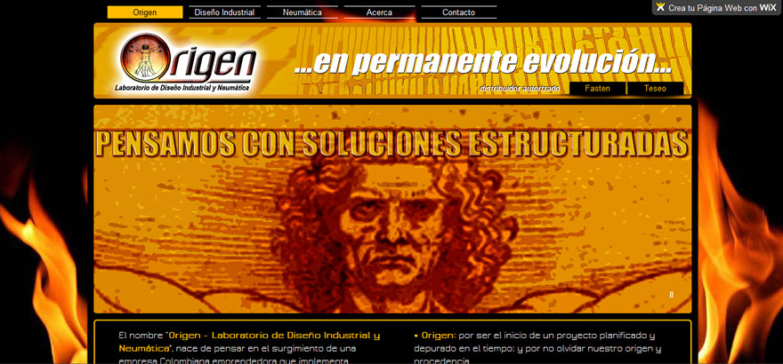 ORIGEN - COLOMBIA