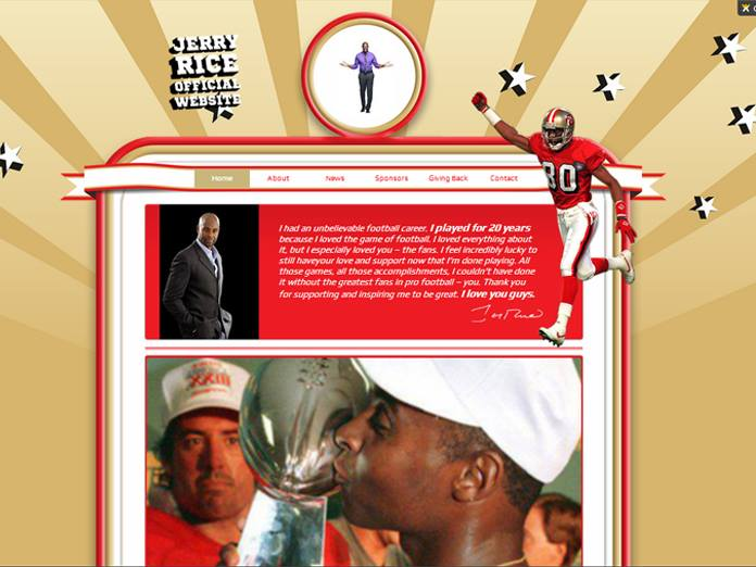 JERRY RICE | USA