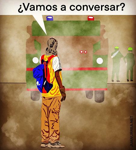 VAMOS A CONVERSAR