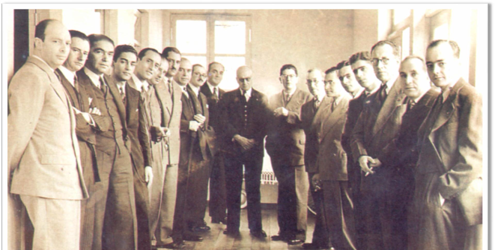Fundadores de la Clínica Manizales