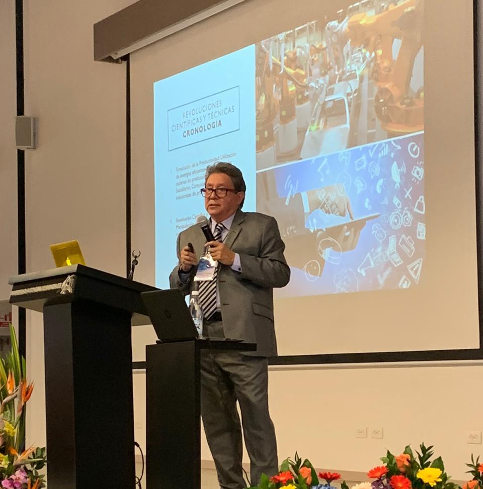 Hernando Garcia Conferencista