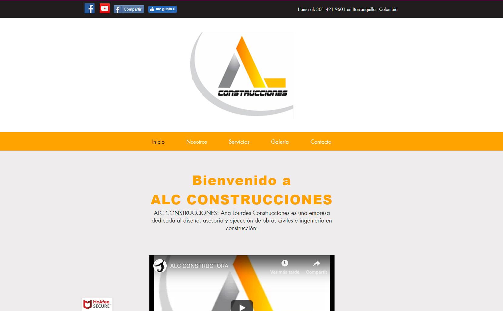 ALC CONSTRUCTORA - COLOMBIA