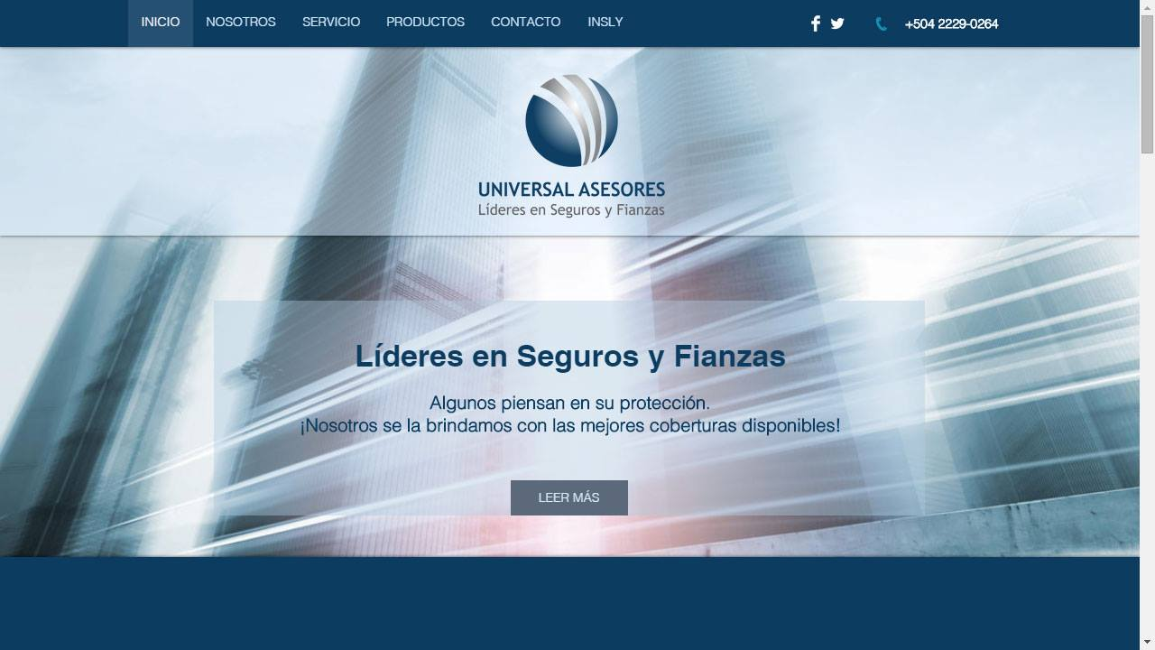 UNIVERSAL ASESORES | HONDURAS