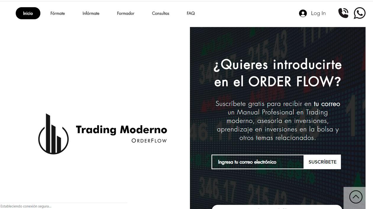 TRADING MODERNO | MEXICO