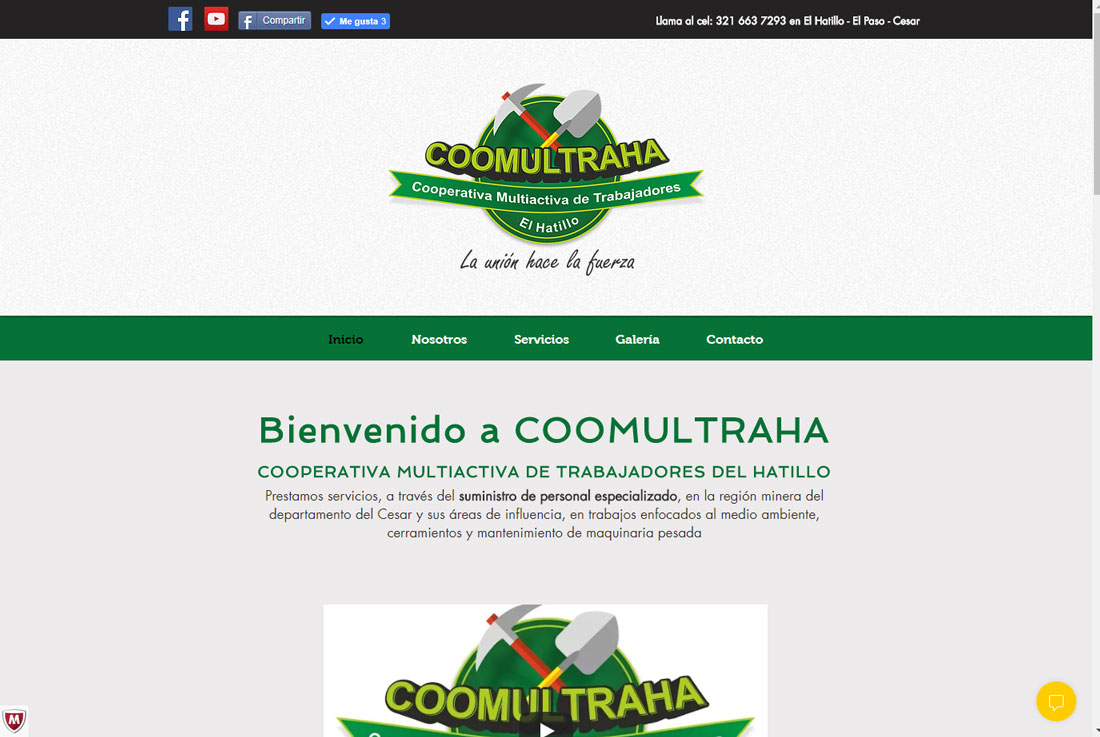COOMULTRAHA - COLOMBIA