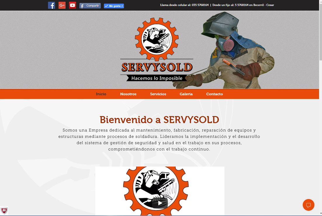 SERVYSOLD | COLOMBIA