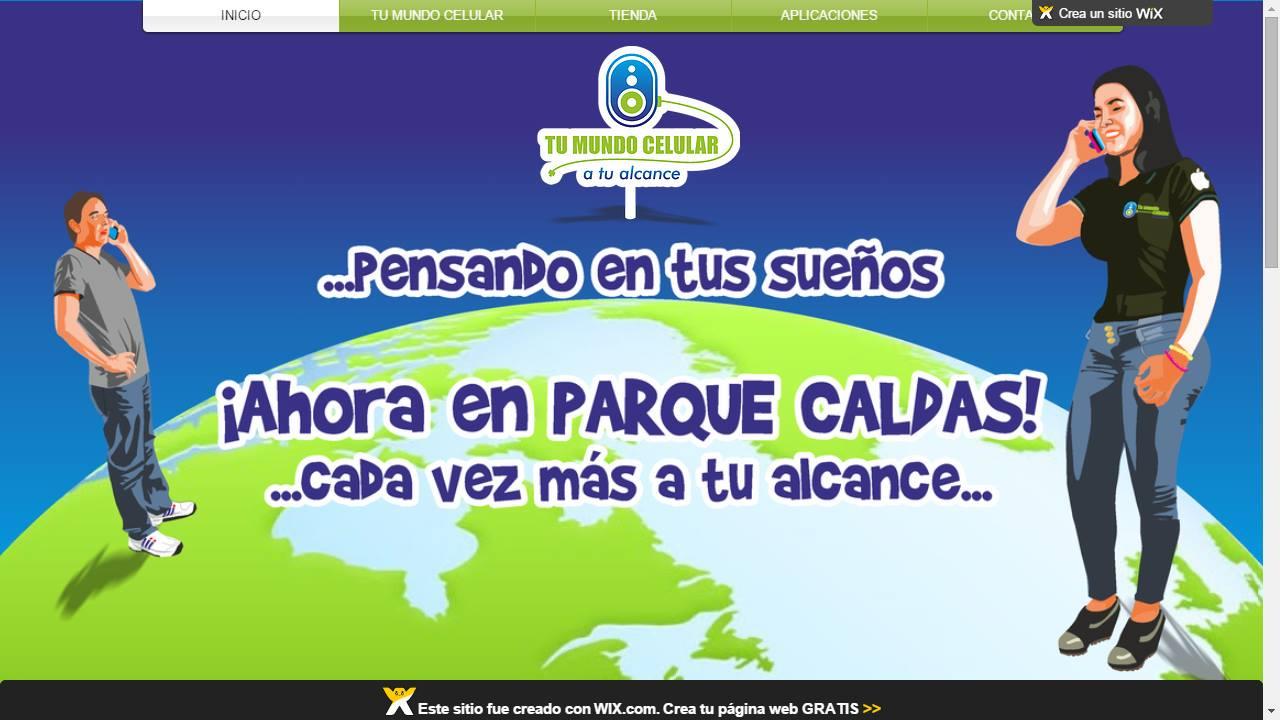 TU MUNDO CELULAR - COLOMBIA