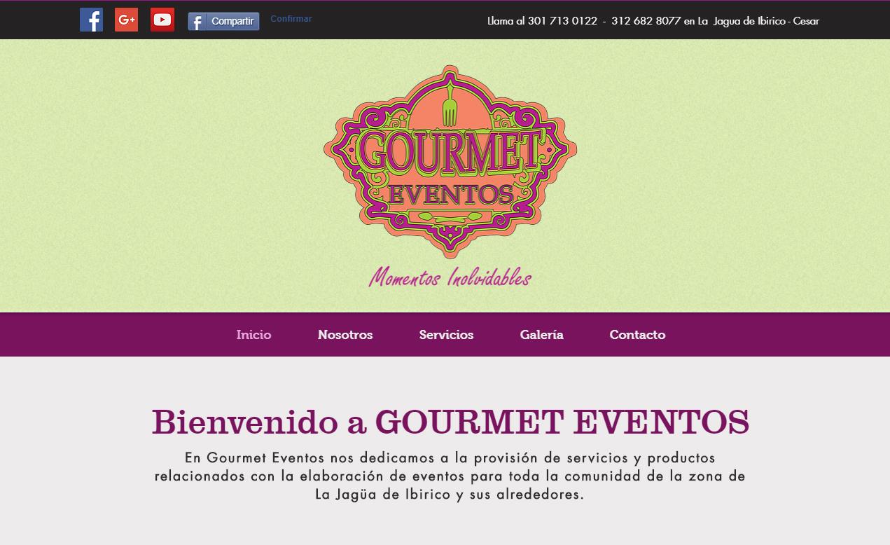 GOURMET EVENTOS