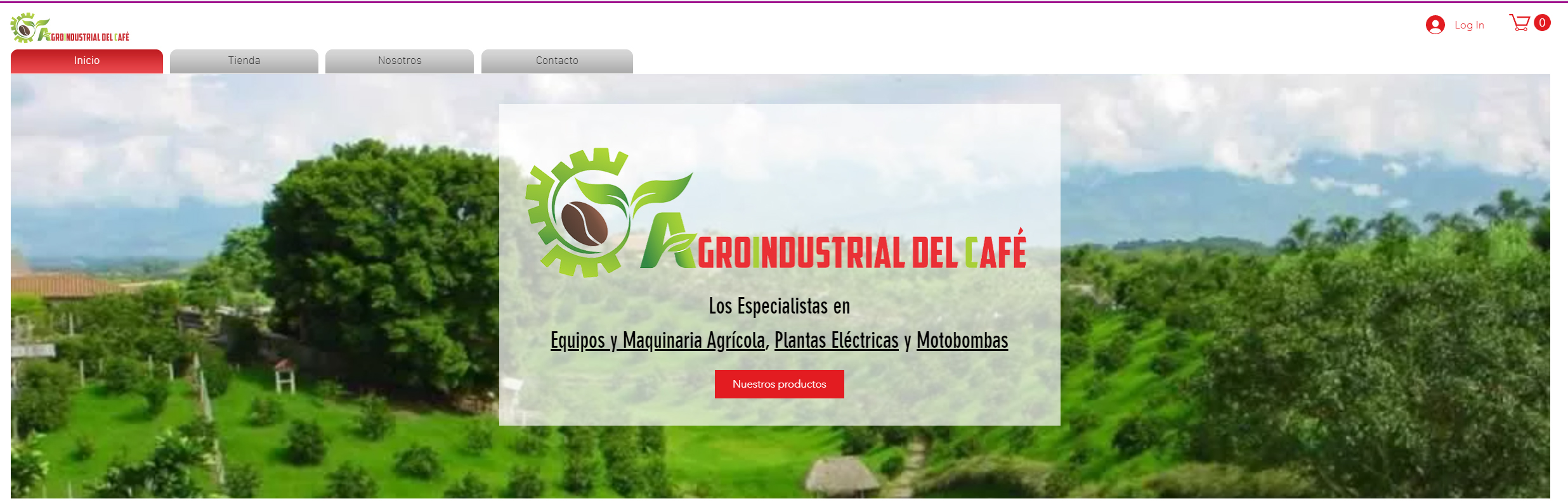 AGROINDUSTRIALDELCAFE | COLOMBIA