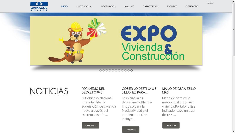 CAMACOL CALDAS | COLOMBIA