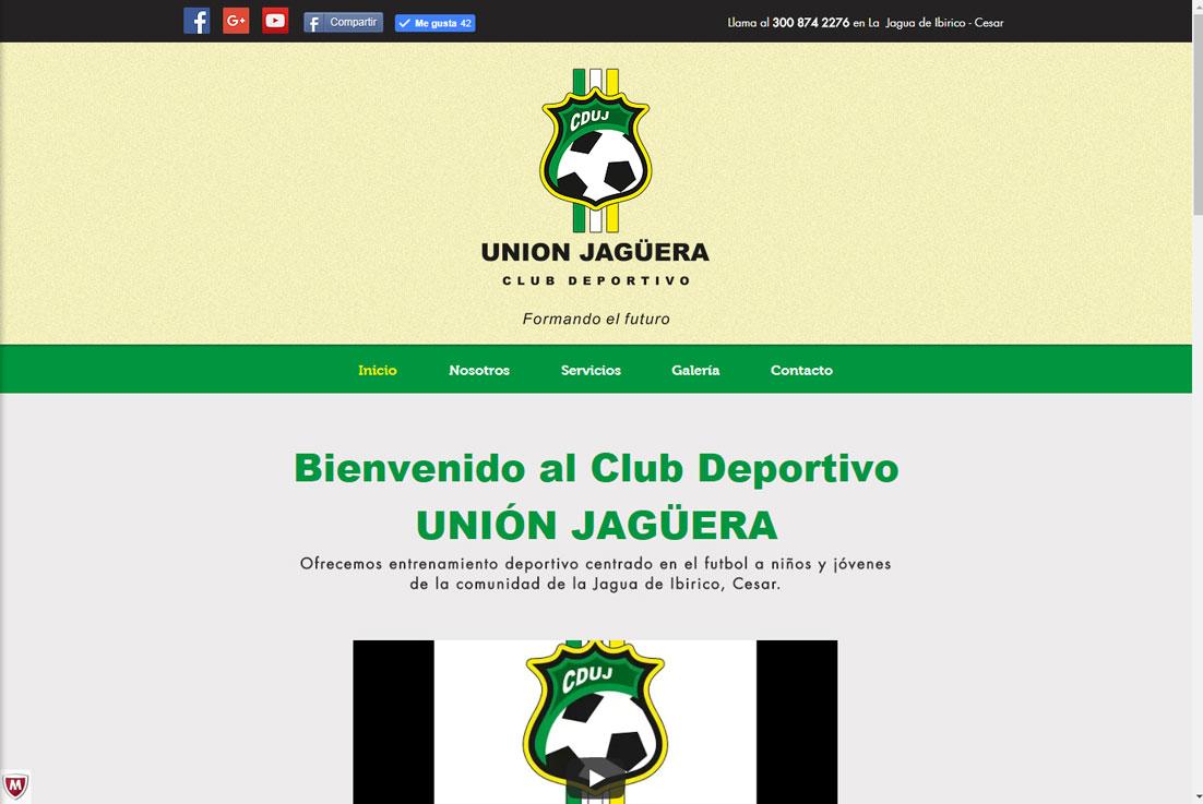 UNION JAGUERA - COLOMBIA