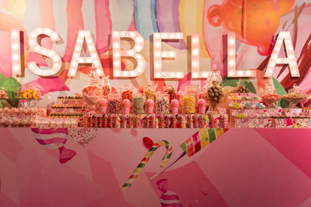 Isabella´s Candy Factory