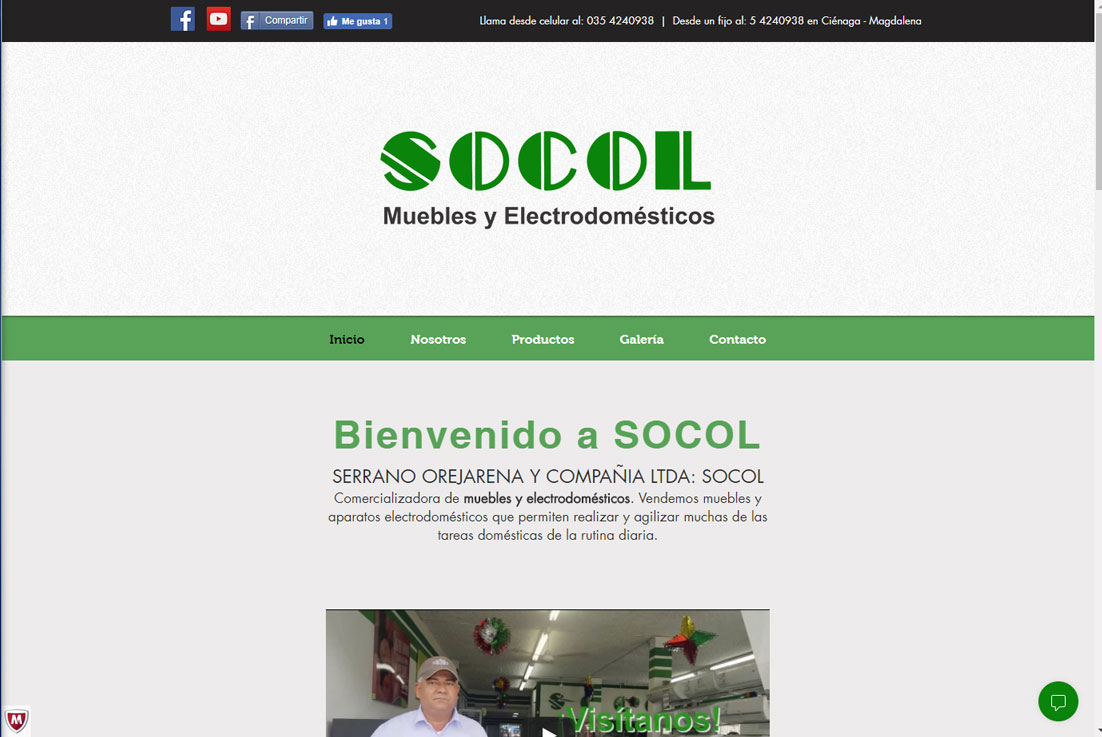 SOCOL - COLOMBIA