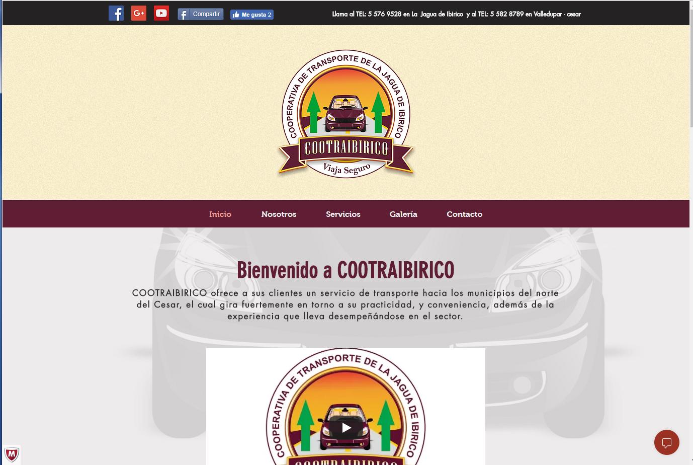 COOTRAIBIRICO - COLOMBIA